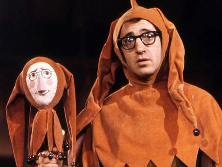 Woody Allen- comic genius or creepy old man?