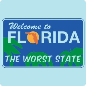 Florida Sucks- Eight reasons why the Sunshine State should be renamed the Suck State