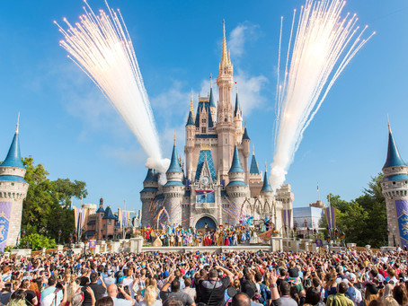 Twelve theme parks that swallowed tourism and movies
