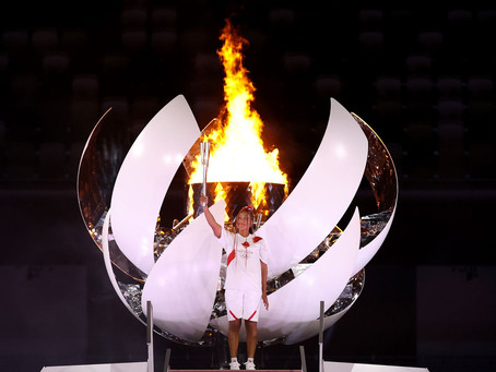 Olympics 2021- the dying event that still might save the world