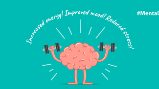 Covid Mental Health Challenge #9- Exercise your way to mental AND physical fitness