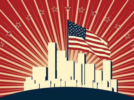 American Exceptionalism- what kind of God blesses only one country?