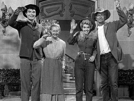 The hillbillies and giant jackrabbit that conquered television
