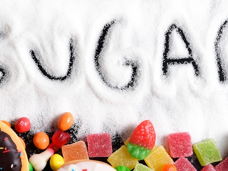 Covid weight loss challenge #7 Sugar- the other addictive white powder.