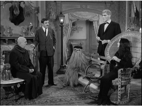 The Addams Family- Weird is Beautiful!