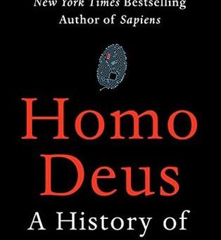 Homo Deus- A history of tomorrow