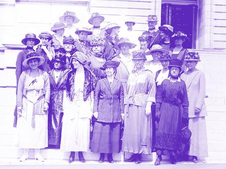 Rebirth of the Equal Rights Amendment - a 96 year odyssey