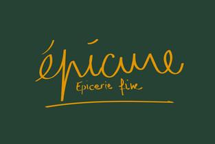 Projet EPICURE cover (design réalisé par