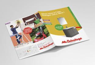 Catalogue Mr Bricolage (réalisé par TEMP