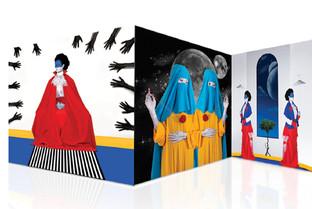 Projet AIDA MULUNEH cover (design réalis