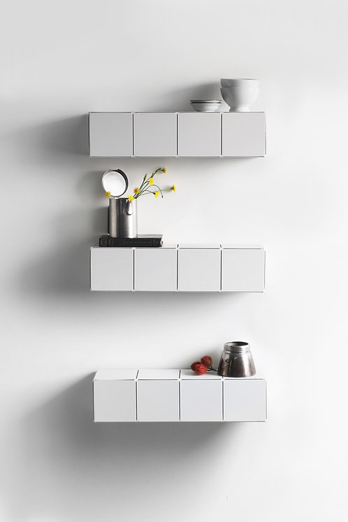 Kit with 3 Block Shelves
