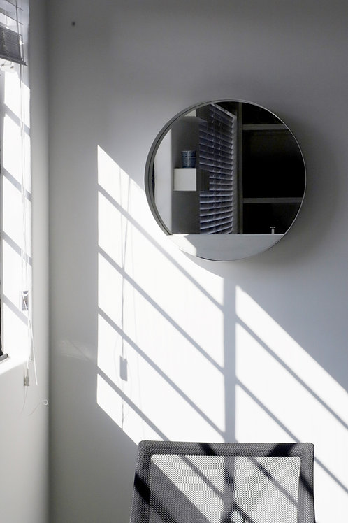 Loop Mirror white | white base