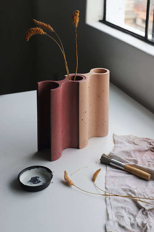 Kit 2 Crayon Vases