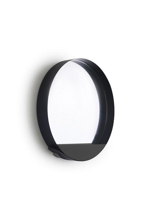 Loop Mirror black | black base