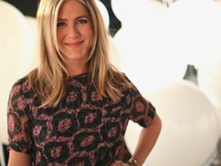 Jennifer Aniston Gifts Toto!