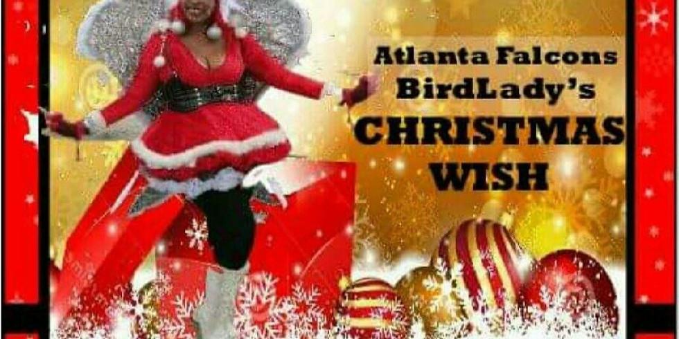BIRDLADY CHRISTMAS WISH 2019