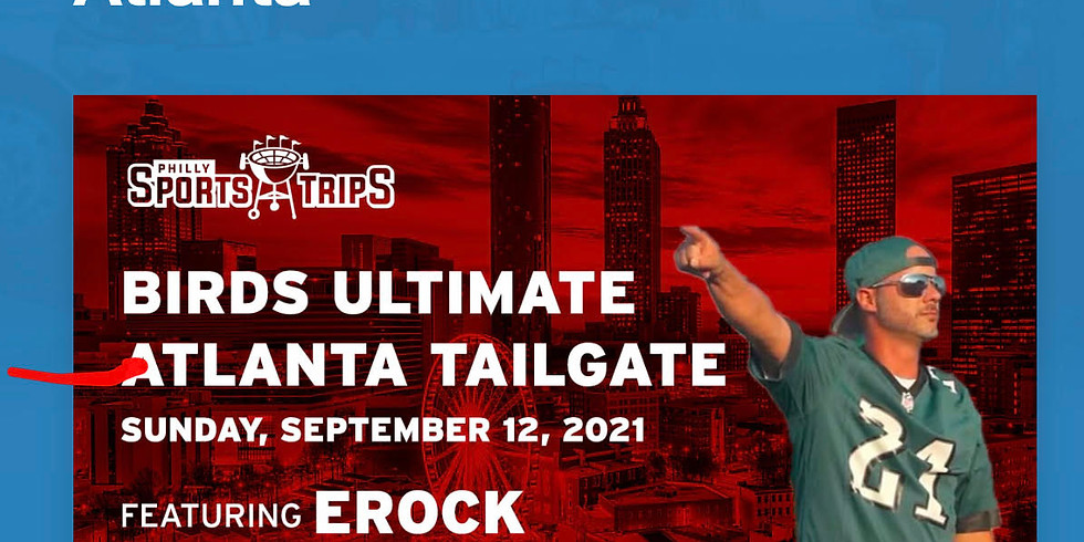 BATTLE OF  THE BIRDS TAILGATE