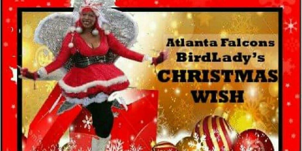 BirdLady Christmas Wish 2020