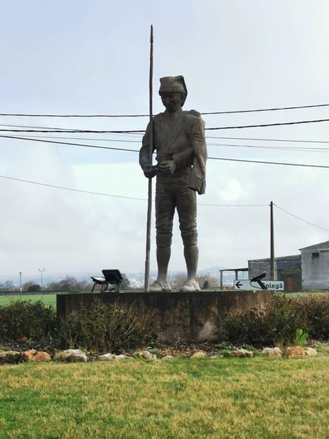 Estátua do Campino
