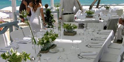 Mariage face à la mer ...