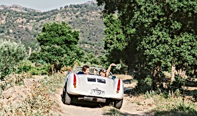 Mariage champêtre à Saint-Tropez, tendance Boho-chic