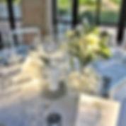 Location décoration mariage Saint-Tropez - Location art de la table Saint Tropez - wedding decoration rental Saint Tropez -