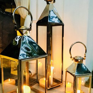 Lanternes Inox