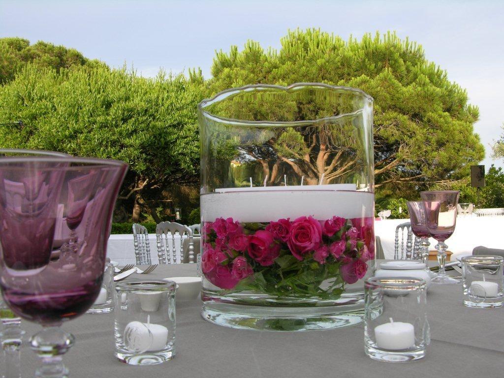 Soirée d'anniversaire, coloris rose fushia