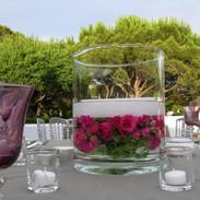 "Vase ""BOB"" - Centre de table"