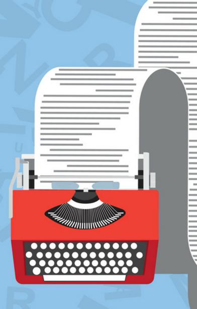 PR marketing hewer text self-publishing