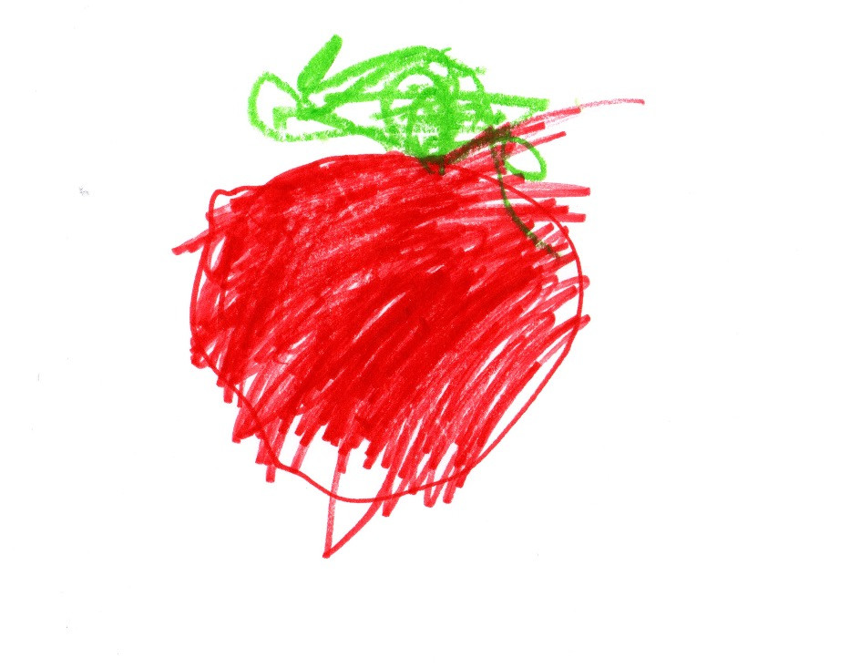 The story of the juicy tomato's logo