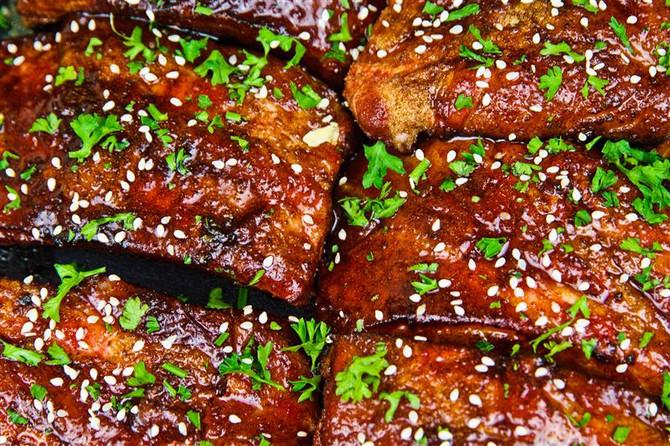 Marinade for BBQ Ribs