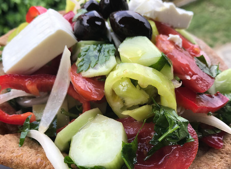 Greek Salad – Horiatiki