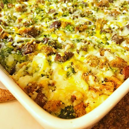 Broccoli Soufflé