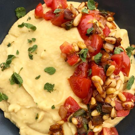 Greek Fava (Yellow Split Peas)