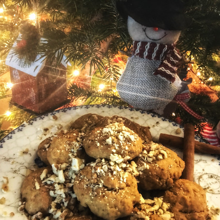 Melomakarona - The Greek Christmas Treat with Olive Oil and Honey