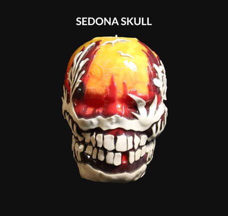 SEDONA SKULL