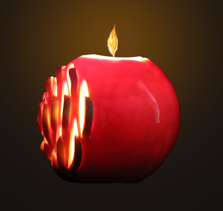3D ROSE GLOW