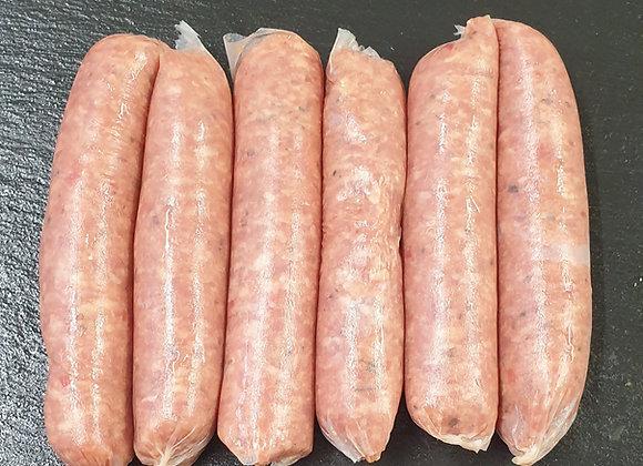 Tomato Sausage (Pack of 6)