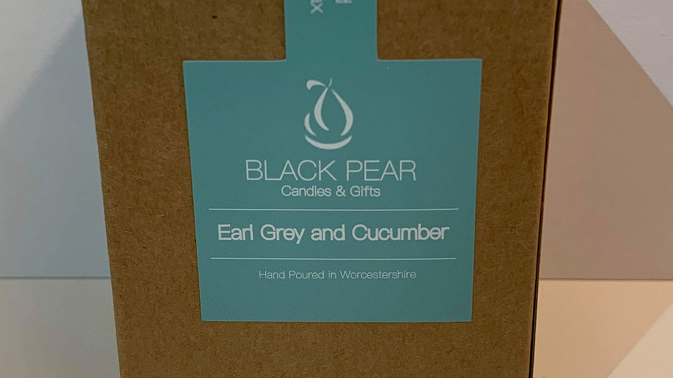 Earl Grey and Cucumber