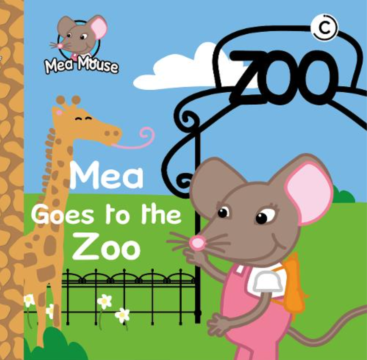 Mea Goes to the Zoo