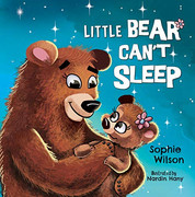 Little Bear Can't Sleep