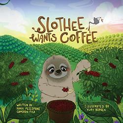 Slothee Wants Coffee