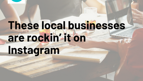 These small businesses are rockin' it on Instagram!