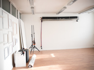 New Studio Location
