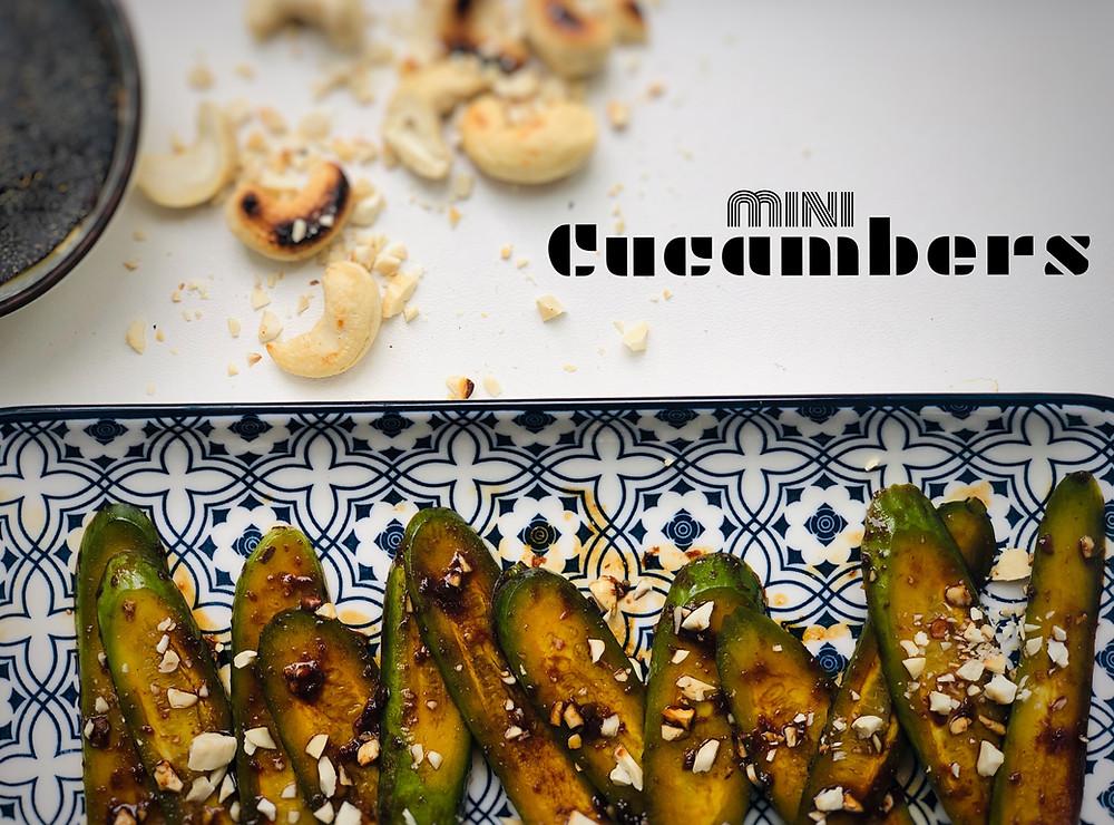 mini cucambers