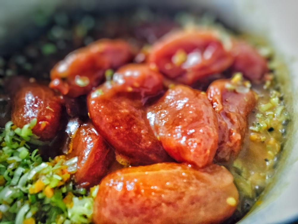 Cretan Lentils