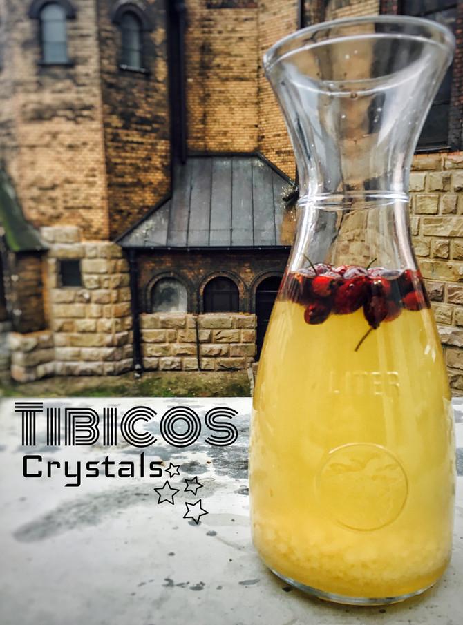 Fermentovaná Tibi limonáda