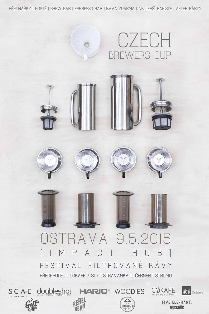 Czech Brewers Cup 2015