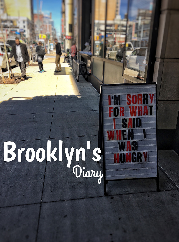Brooklyn's Diary